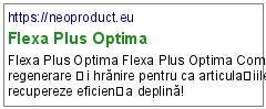 Flexa Plus Optima